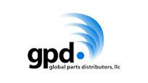 Global Parts Distributer Logo